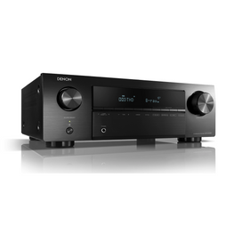 Denon AVR-X250BT - 5.1 Channel AV Receiver - Auratech LLC