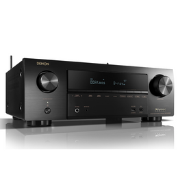Denon AVR-X1500H - 7.2 Channel AV Receiver - Auratech LLC