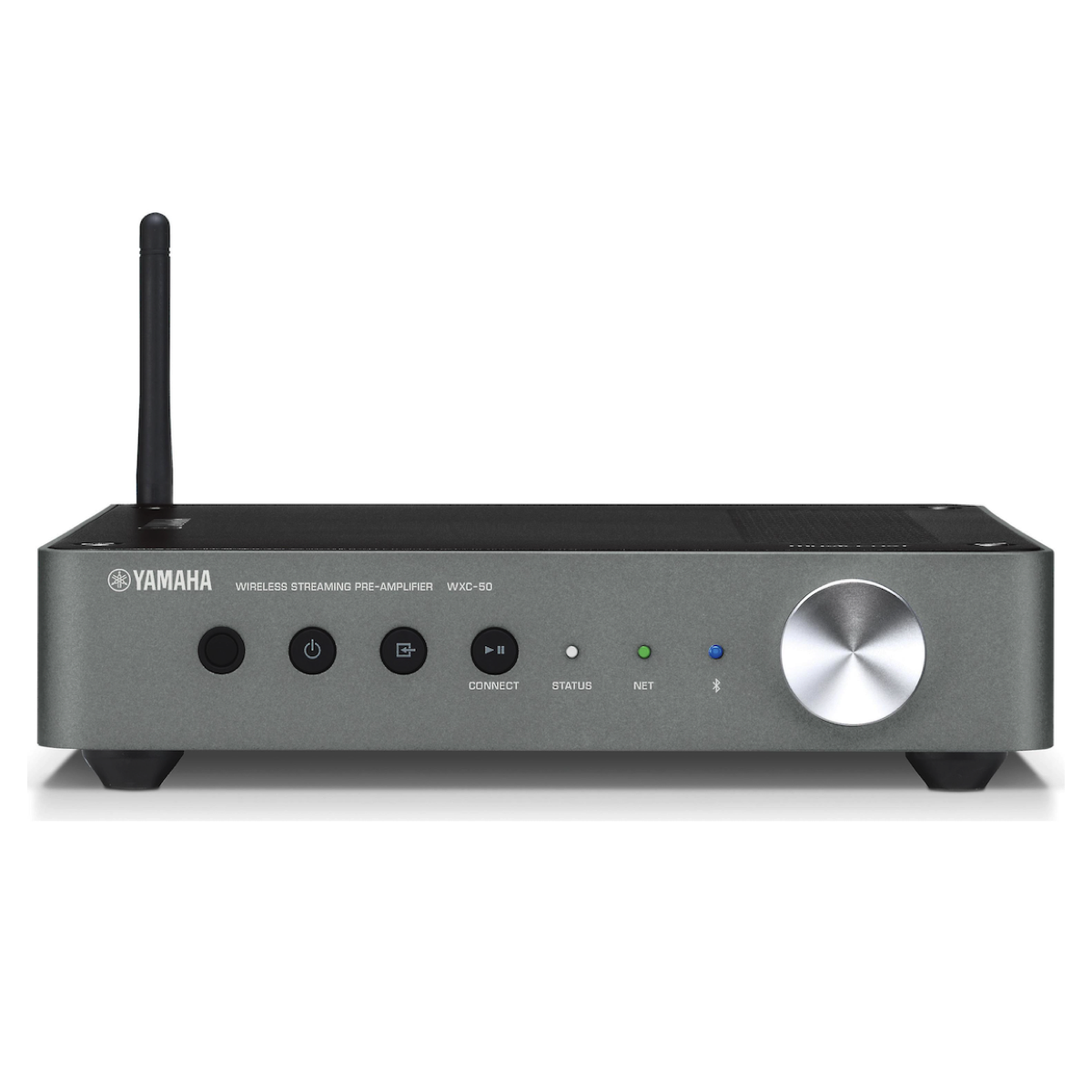 Yamaha WXC-50 - Wireless Streaming Preamplifier, Yamaha, Digital to Analog Convertor - Auratech LLC