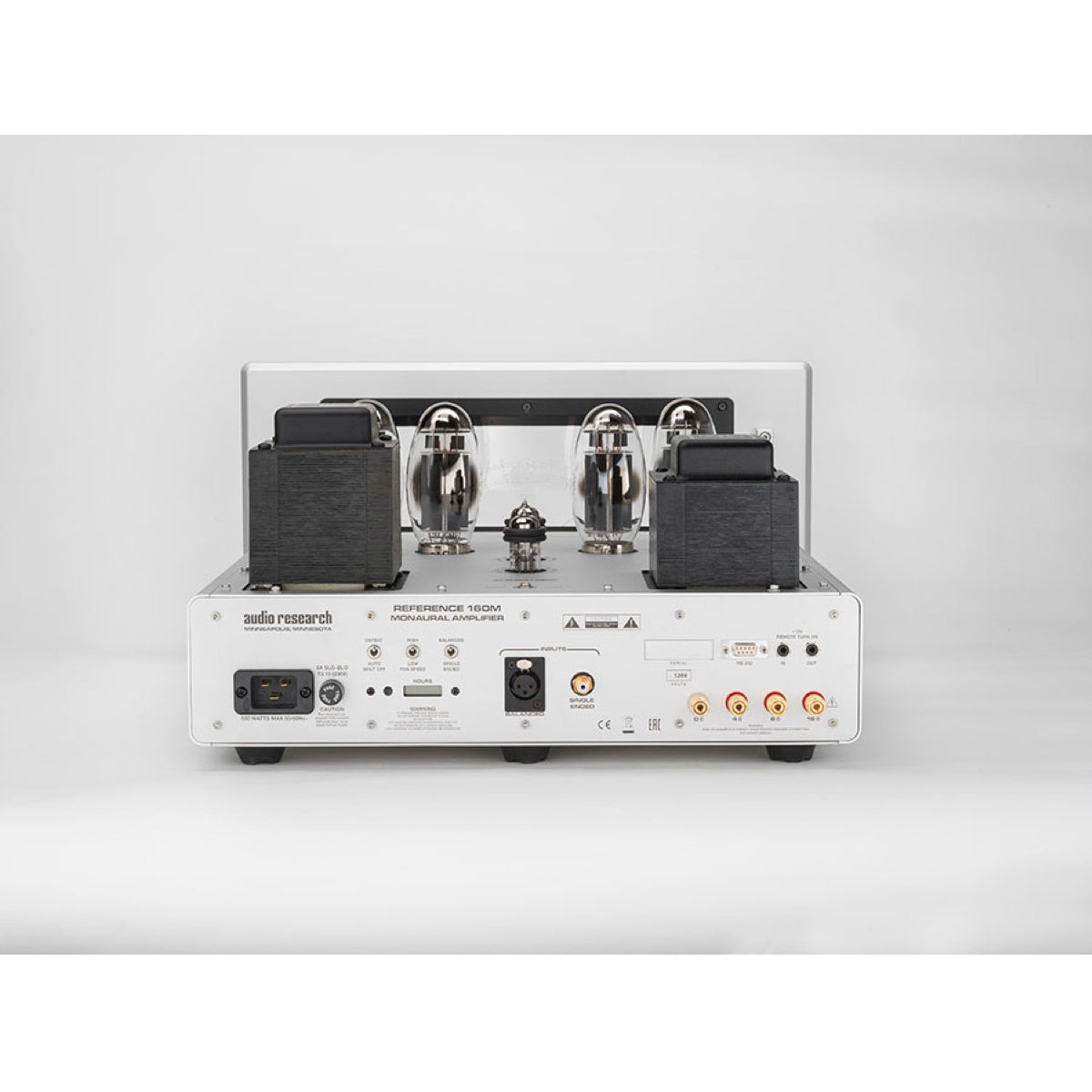 Audio Research Reference 160M Power Amplifier