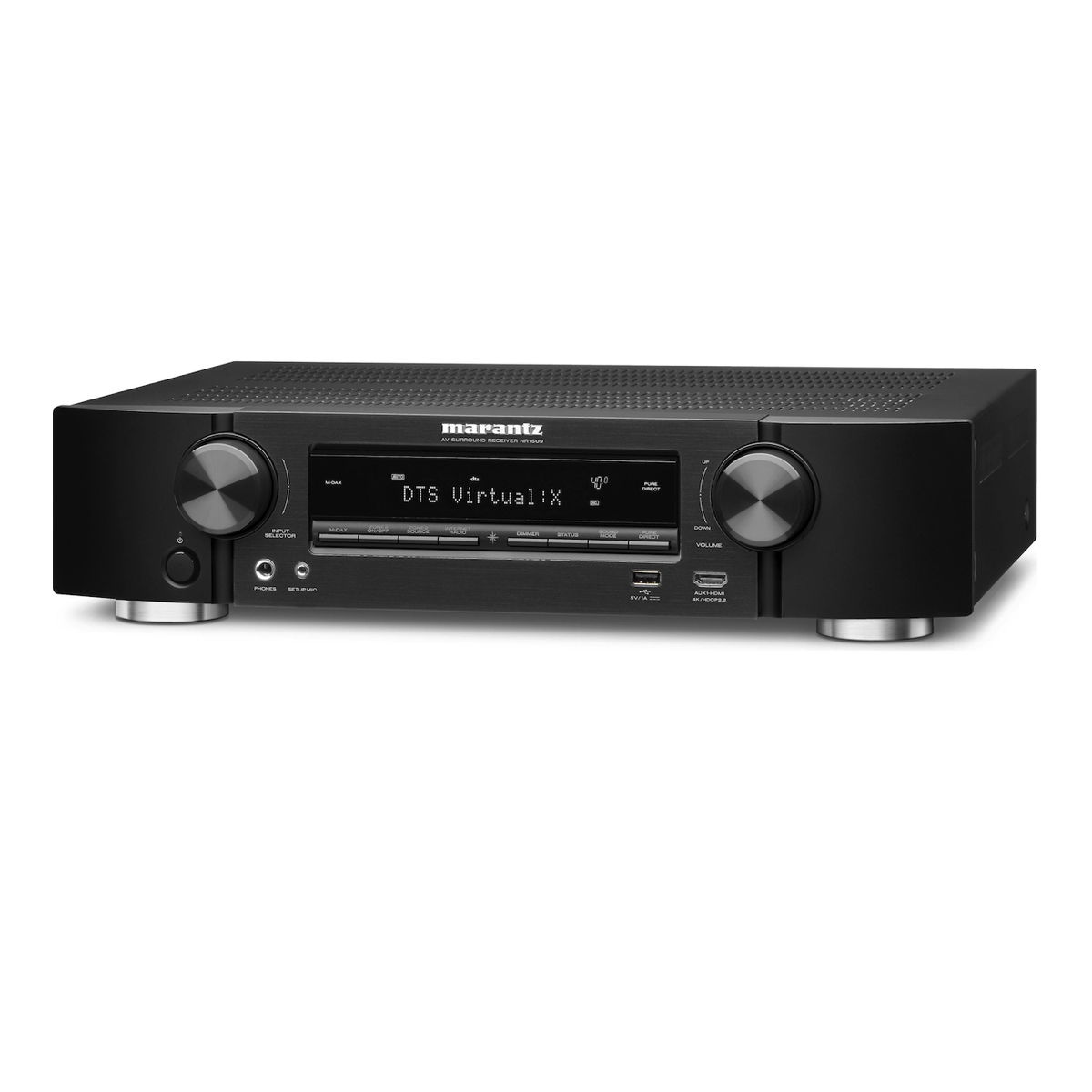 Marantz NR1609 - 7.2 Channel AV Receiver, Marantz, AV Receiver - Auratech LLC