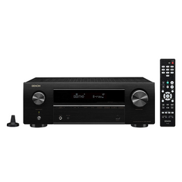 Denon AVR-X550BT - 5.2 Channel AV Receiver, Denon, AV Receiver - Auratech LLC
