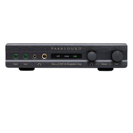 Parasound - Zdac V2, Parasound, Power Amplifier - Auratech LLC