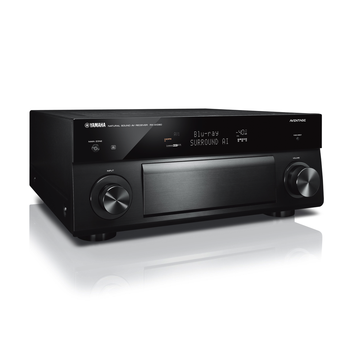 Yamaha RX-A1080 Aventage - 7.2 Channel AV Receiver, Yamaha, AV Receiver - Auratech LLC