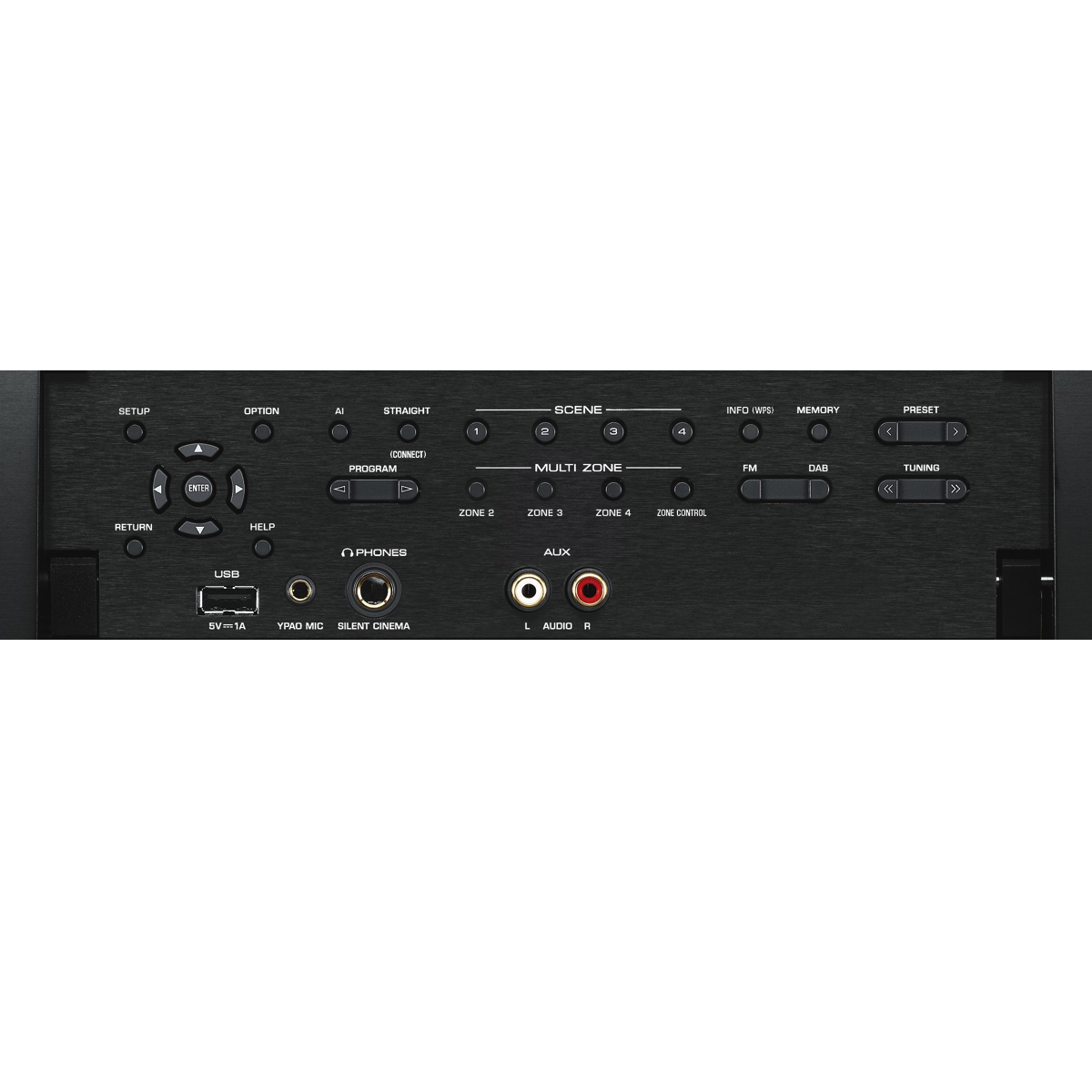 Yamaha RX-A2080 Aventage - 9.2 Channel AV Receiver, Yamaha, AV Receiver - Auratech LLC
