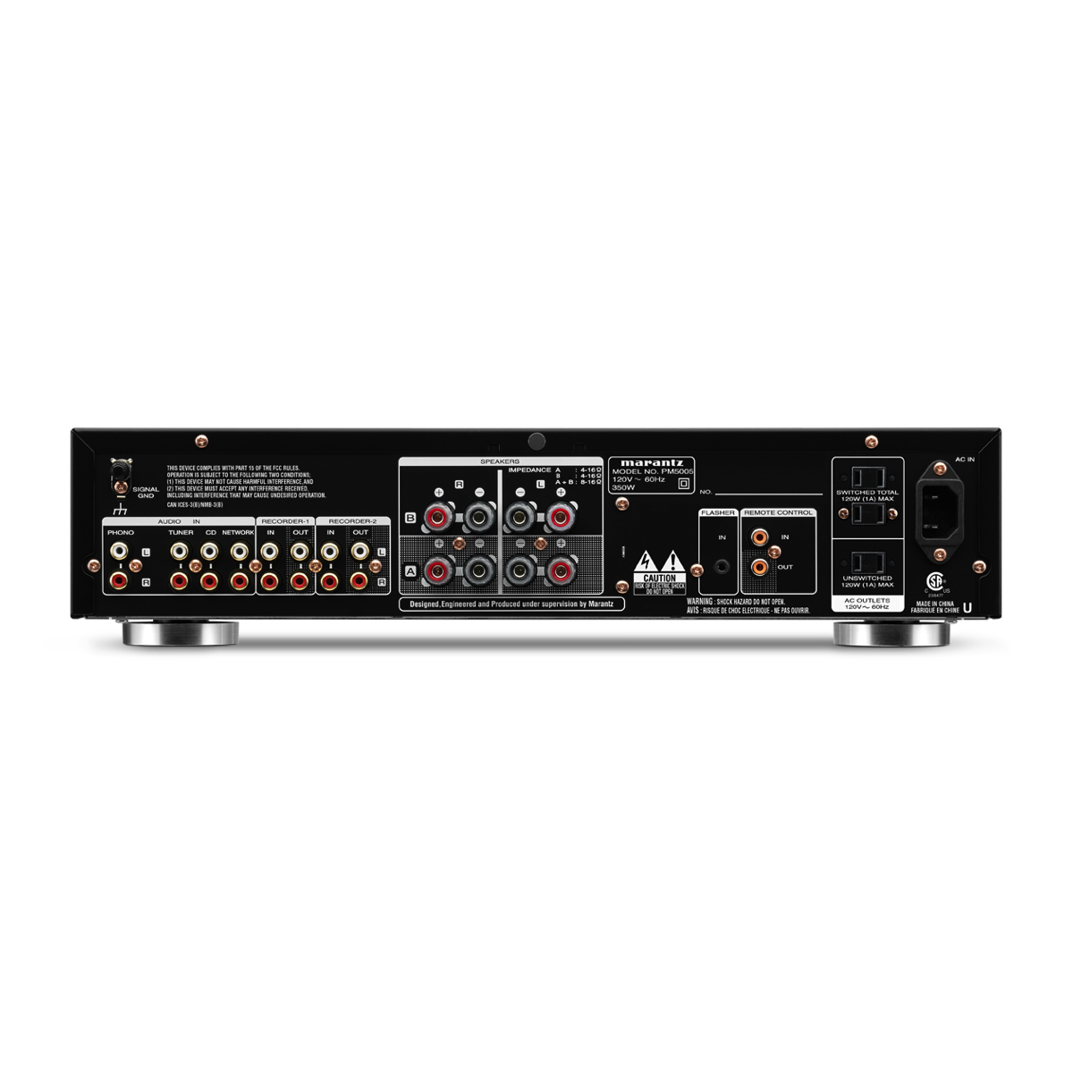 Marantz PM5005 - Integrated Amplifier, Marantz, Integrated Amplifier - Auratech LLC