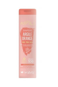 Damaged / dyed hair shampoo - Argiletz