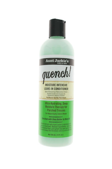 Quench Leave in conditioner for curly hair - Aunt Jackie's