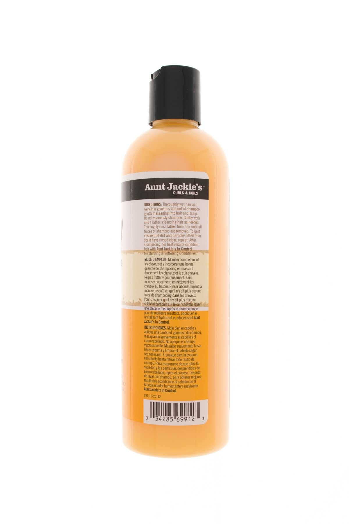 Oh So Clean Shampoo for curly hair- Aunt Jackie's