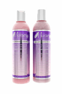 Curly Hair Products (SET) - The Mane Choice