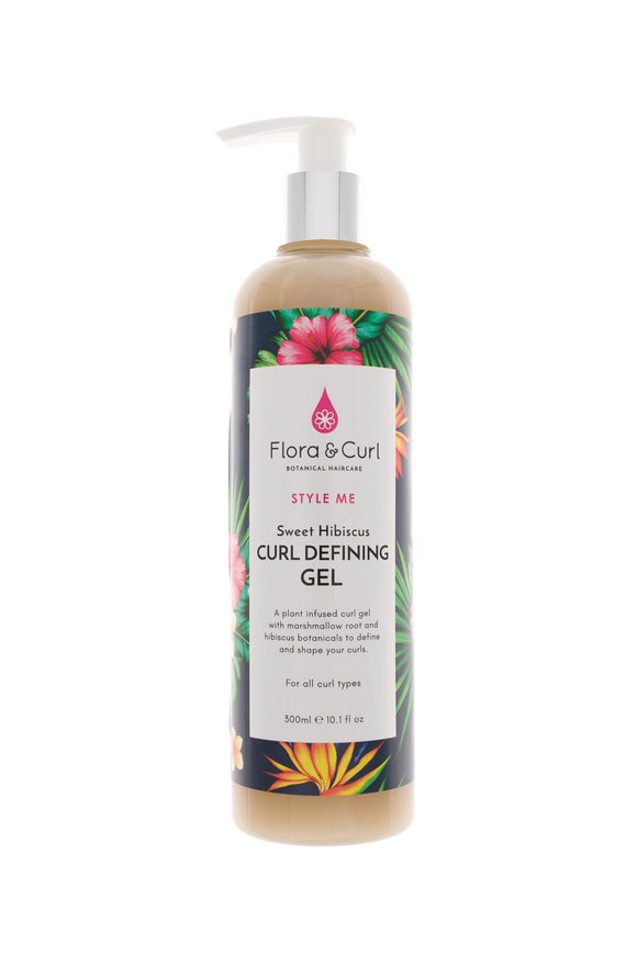 Gel par cret - Flora and Curl