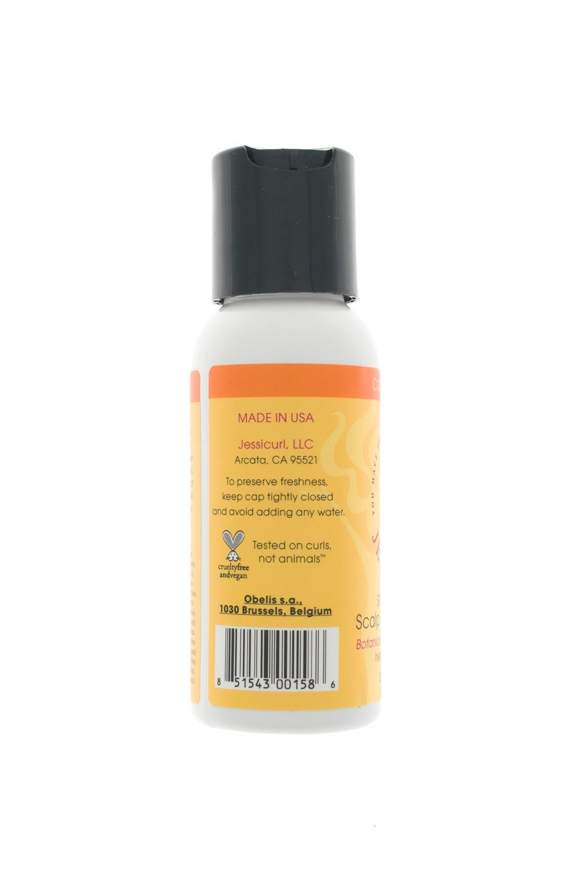 Curly Hair Oil Massage Oil - Jessicurl