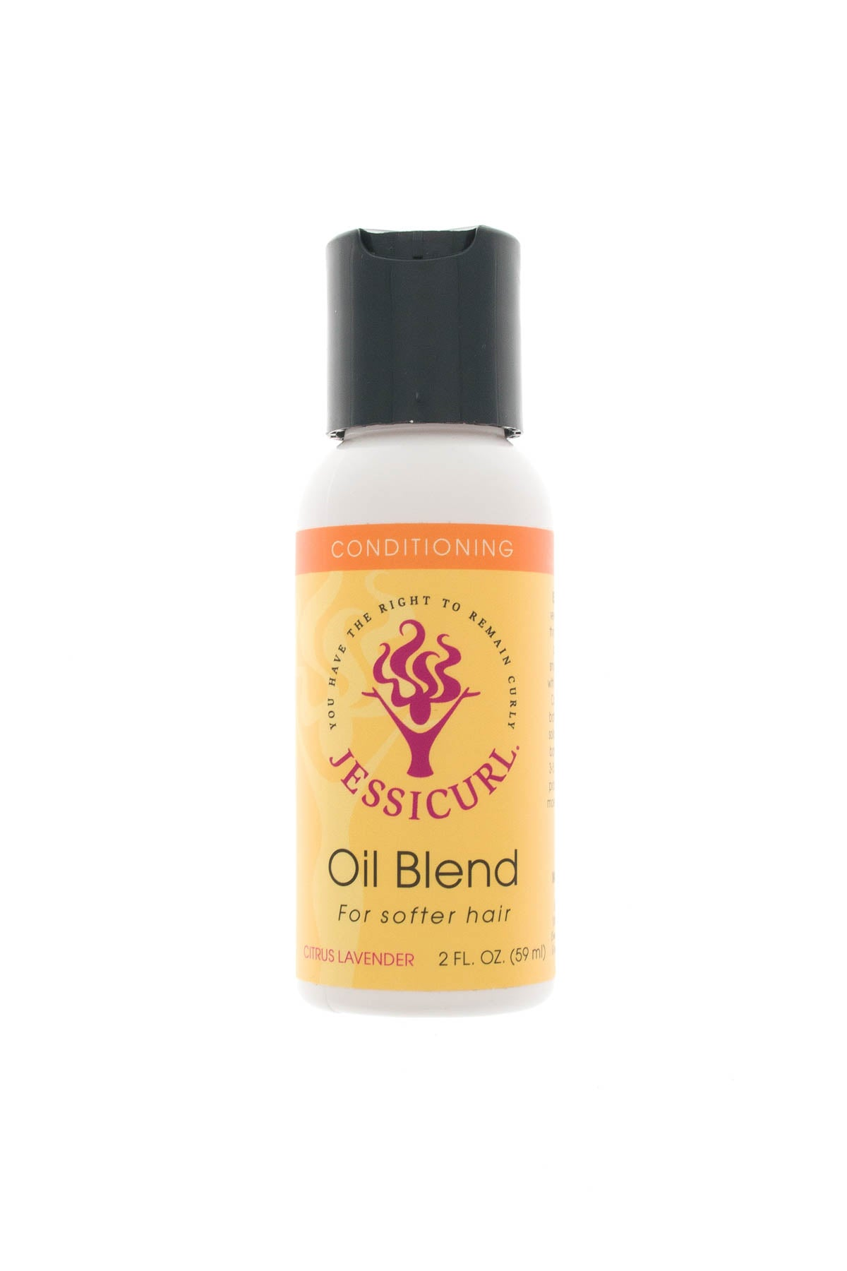Oil for curly hair Oil Blend - Jessicurl