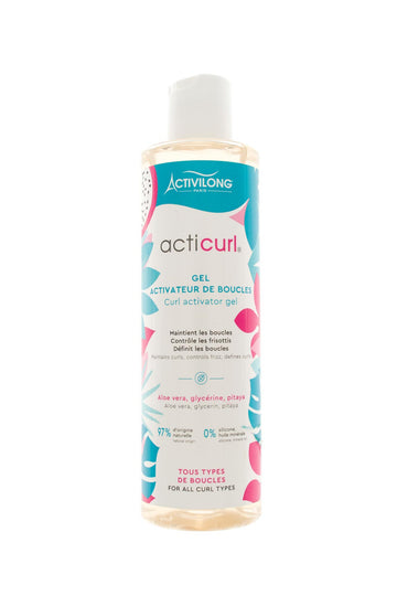 Curl Activator Curly Hair Gel - Activilong