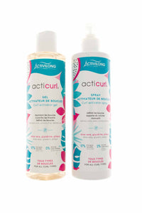 Curly Hair Products (SET) - Activilong