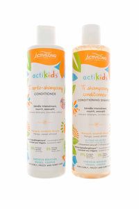 Children's curly hair products (SET) - Activilong