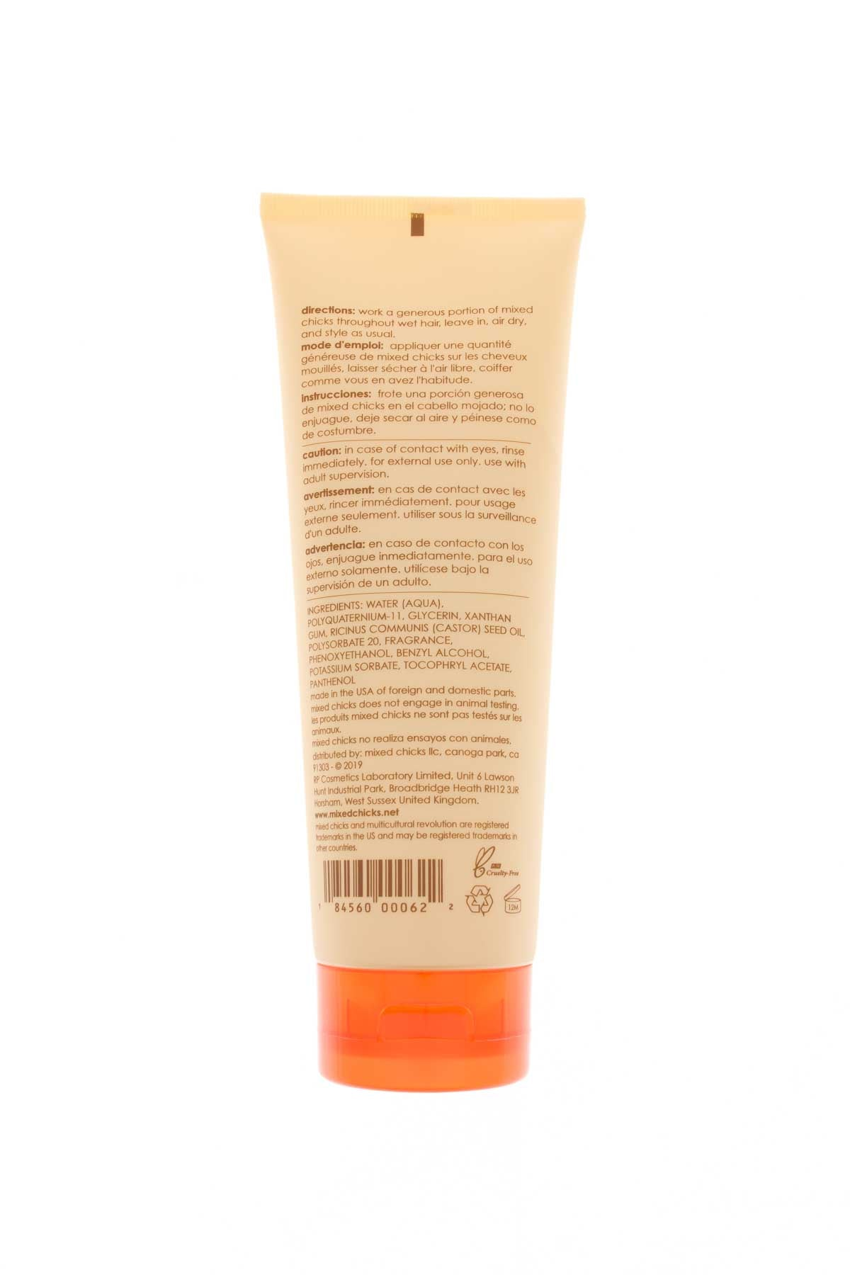 Curly hair cream - Mixed Chicks Curl Sculptor