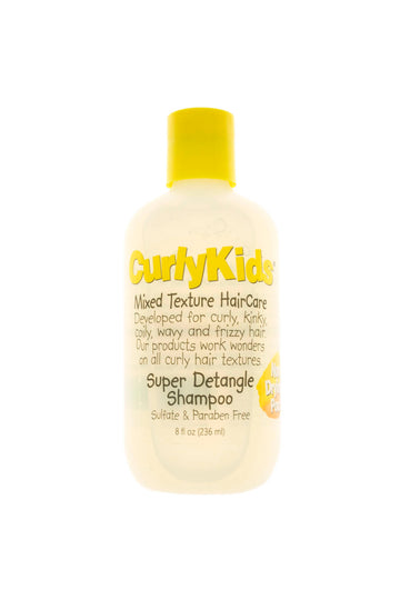 Curly hair shampoo for children - Curly Kids
