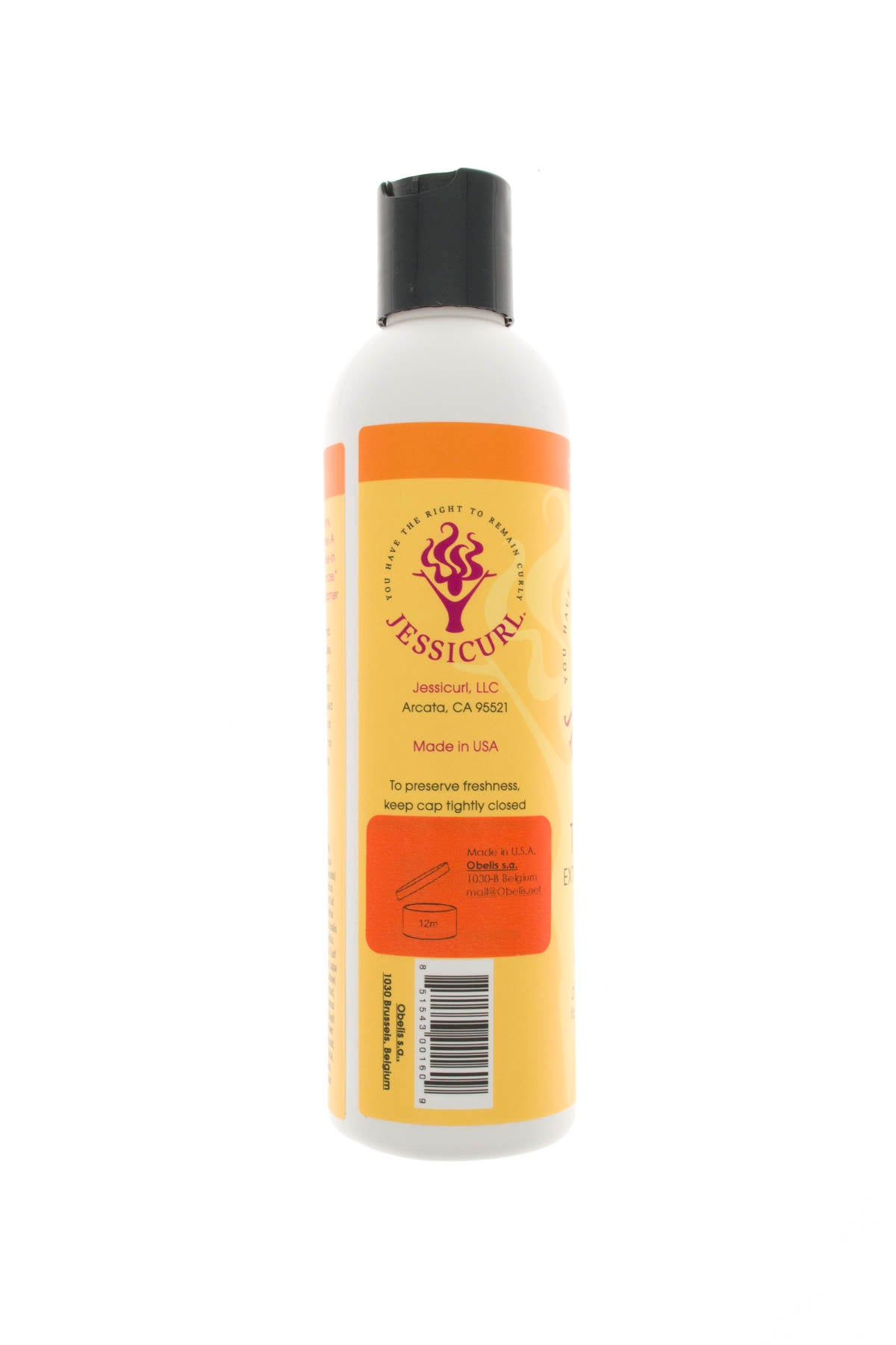 Too Shea Curly Hair Conditioner - Jessicurl