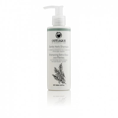 Sulfate-free shampoo for normal and dry hair - Odylique