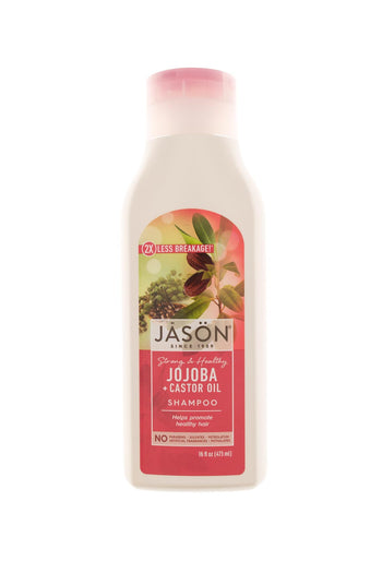 Sulfate-free hair strengthening shampoo - Jojoba from Jason