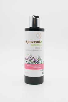 Shampoo for curly hair - Almocado
