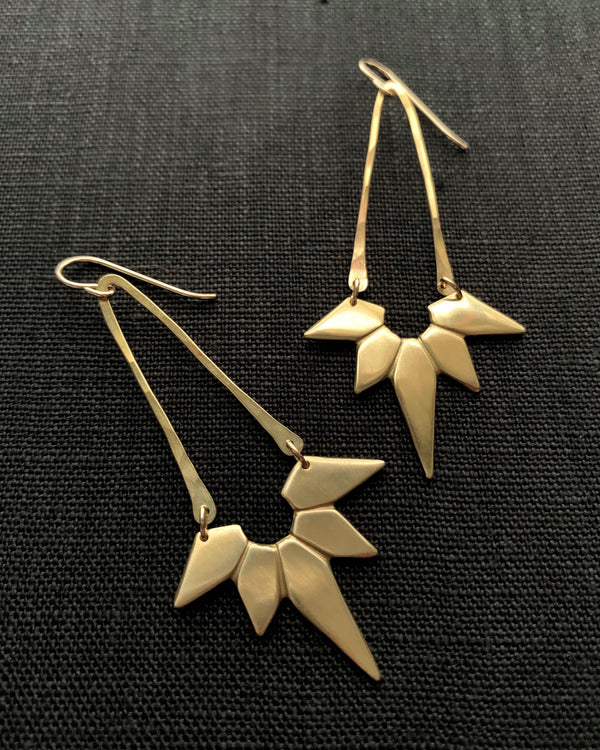 • NOVA • dangle earrings