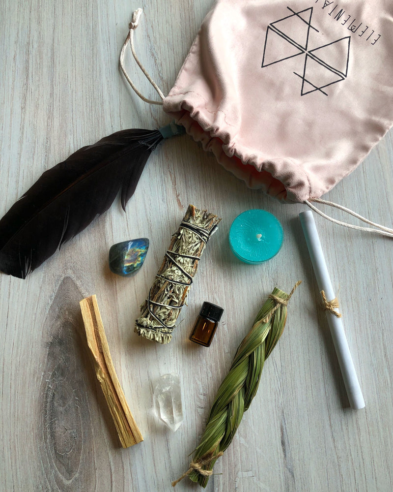 • FOCUS + AWARENESS • luxe ritual kit
