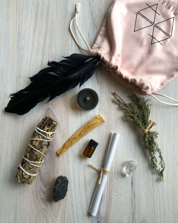• PROTECTION • luxe ritual kit