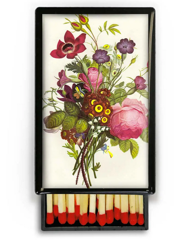 • BOTANICAL BUNCH • matchbox