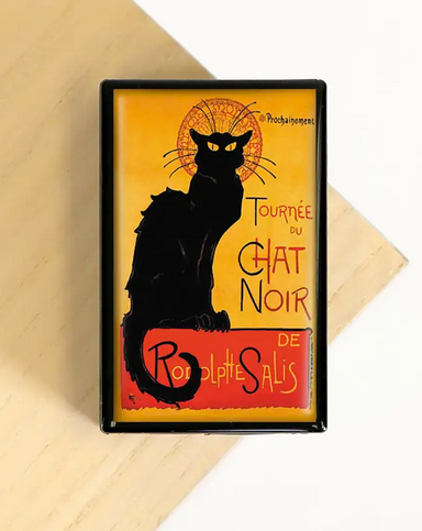 • CHAT NOIR • matchbox