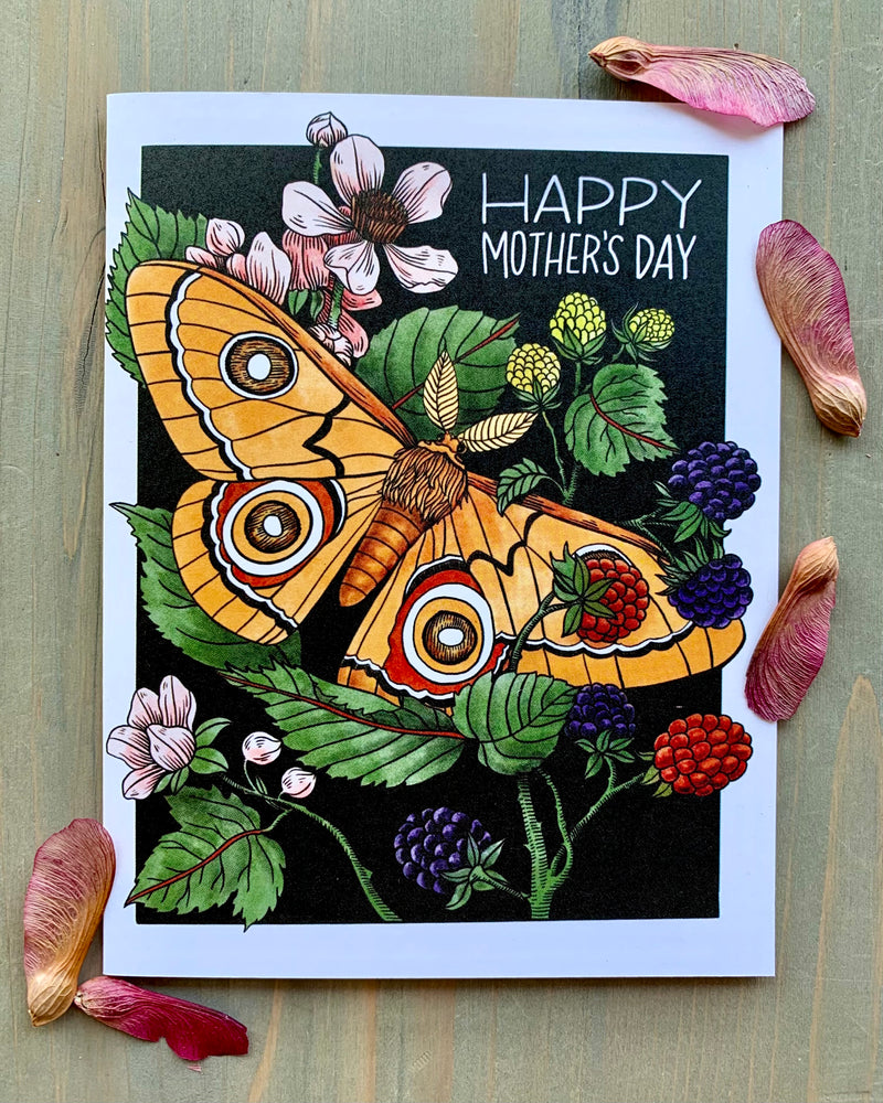 • MOTHER'S DAY • medium note card