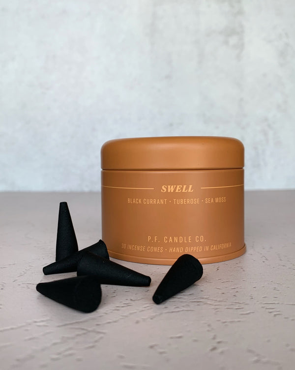 • SWELL • incense cones