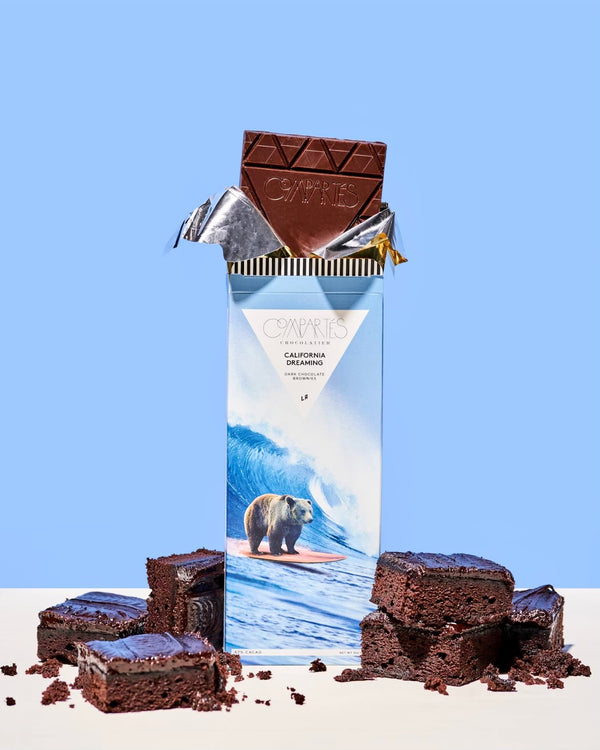 • CALIFORNIA DREAMING • GOURMET CHOCOLATE BAR