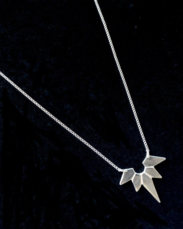 • NOVA FIVE POINTS • sterling silver necklace