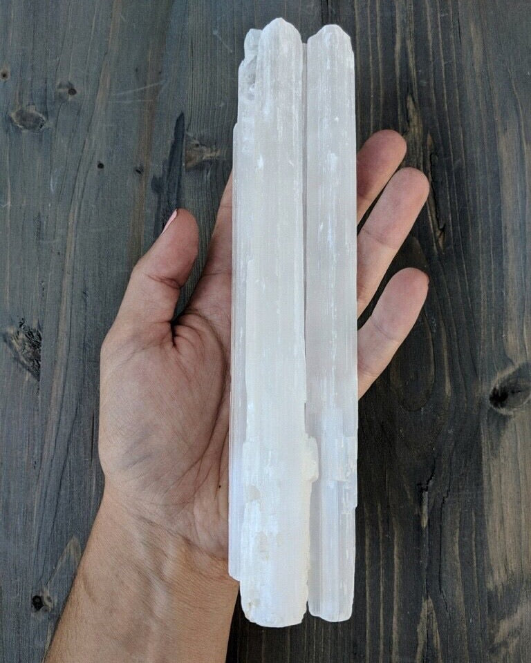 • SELENITE • wand