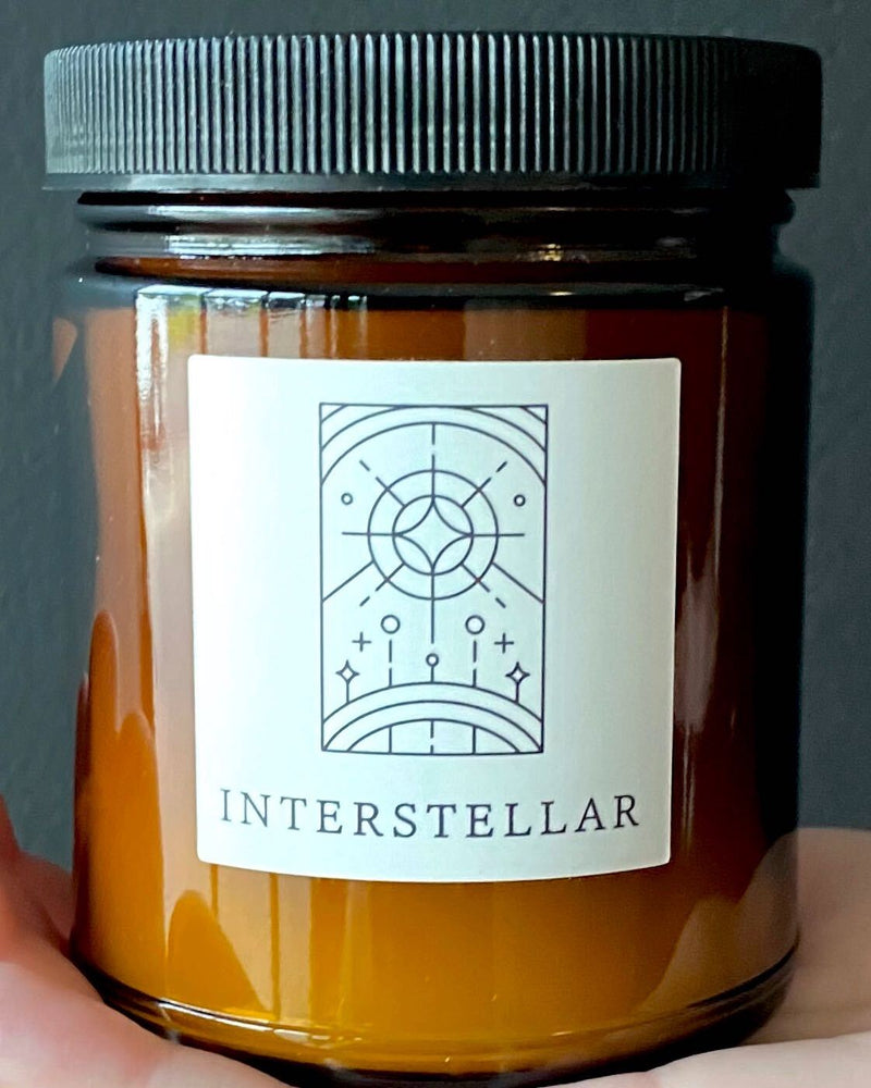 • INTERSTELLAR • candle