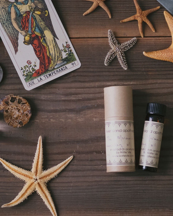 • MERMAID • archetype anointing oil