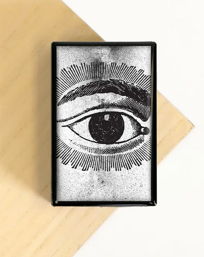 • EYE ILLUSTRATION • matchbox