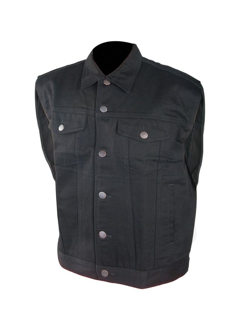 Men's Casual Vests With Pockets