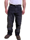 motorcycle jeans with Kevlar
