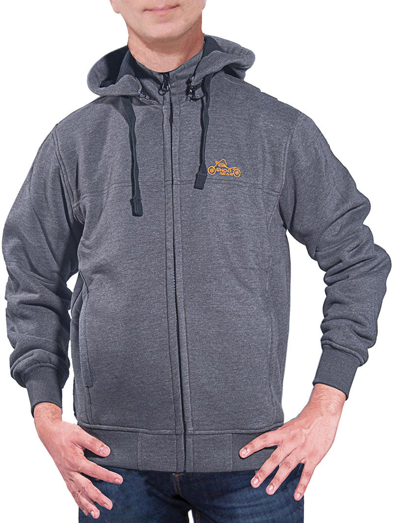 Relache Fleece & Cotton Hoodie
