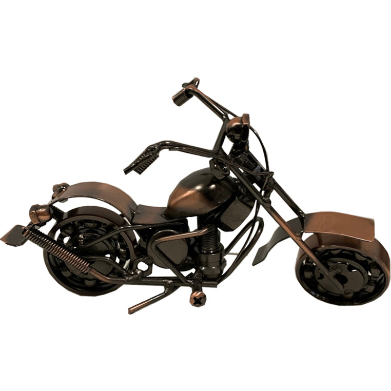 Miniature Metal Motorcycle