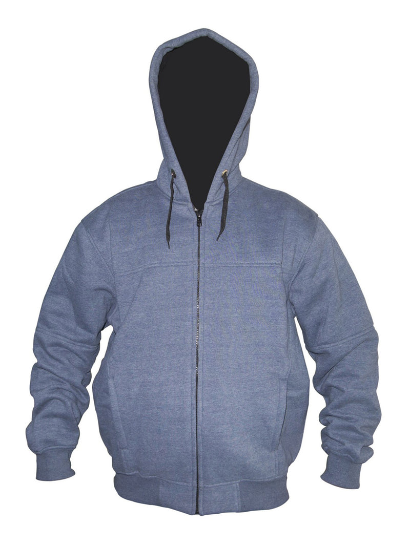 Motorcycle Zip Up Hoodie