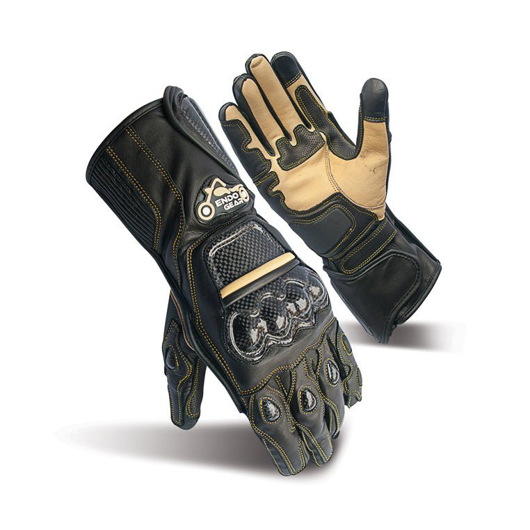Hand Protected Motorcycle Gloves