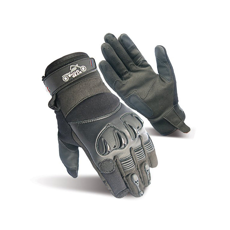 Jade Leather Gloves