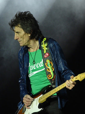 Ronnie Wood in Tonn
