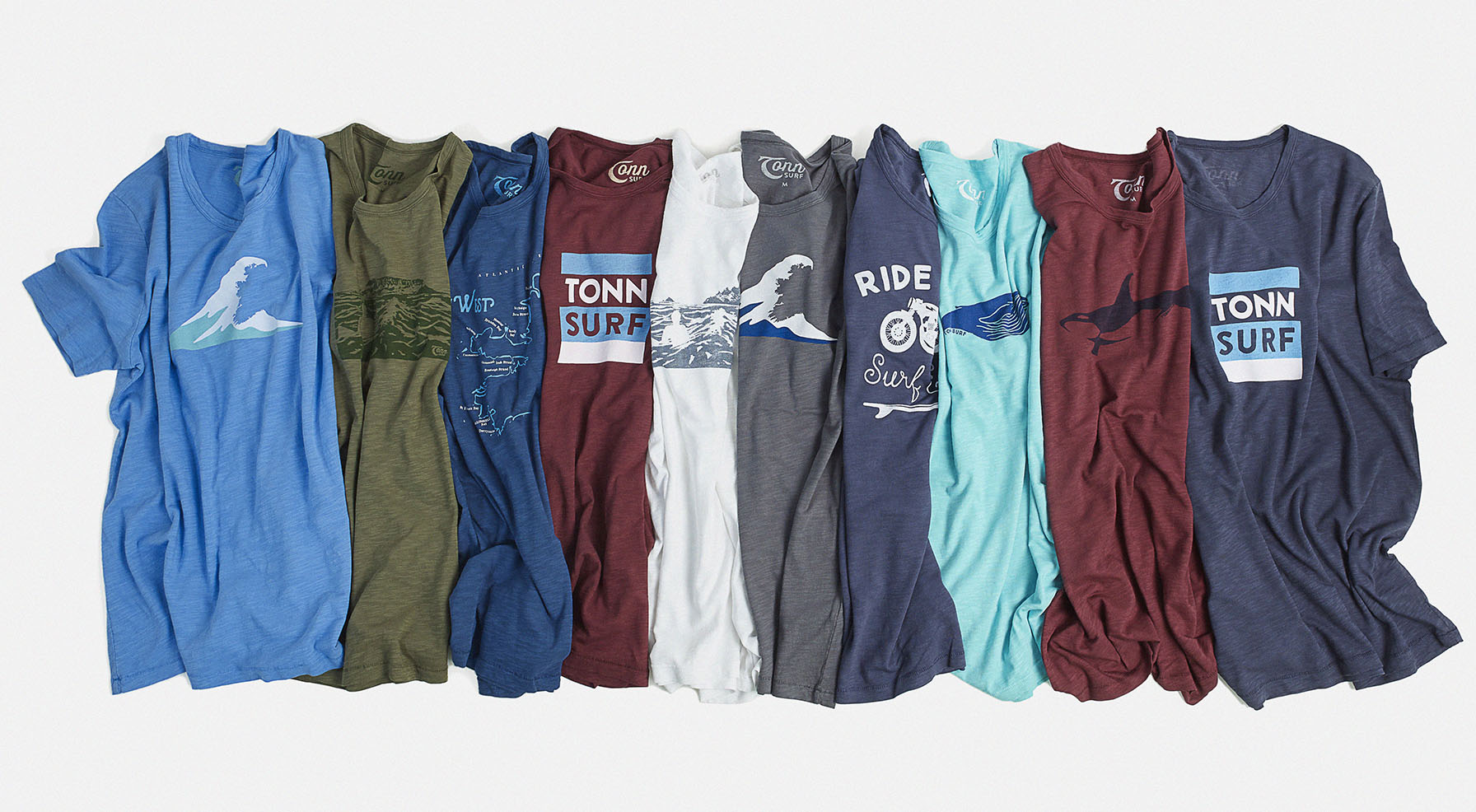 Tonn 100% Organic Cotton tees - best tees ever!!