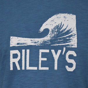 Riley's Tee Dark Blue - One small left!