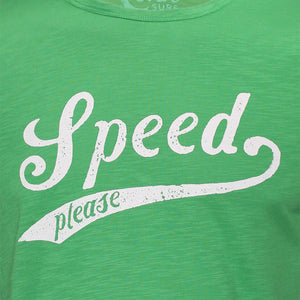 Speed Tee Green
